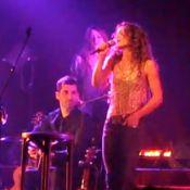 Vanessa Paradis a subjugué ses fans devant son Johnny Deep, Johnny et Laeticia !