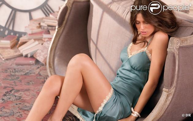 Bianca Balti pour la lingeri Intimissimi
