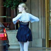 Elle Fanning : L'étoile montante d'Hollywood victime de la fièvre Black Swan ?