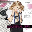 Kelly Osbourne, nouvelle égérie de la marque Material Girl de Madonna et sa fille Lourdes