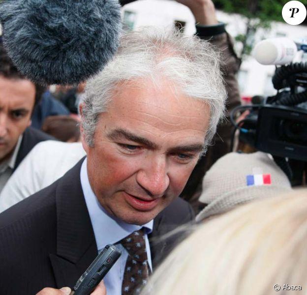 Raymond Domenech, Paris, le 17 août 2010