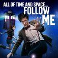 Matt Smith est le onzième Docteur Who (2010-?)