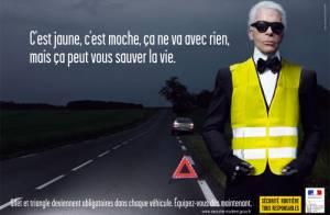 Karl Lagerfeld et son gilet jaune ont inspiré un bel événement à ne pas louper !