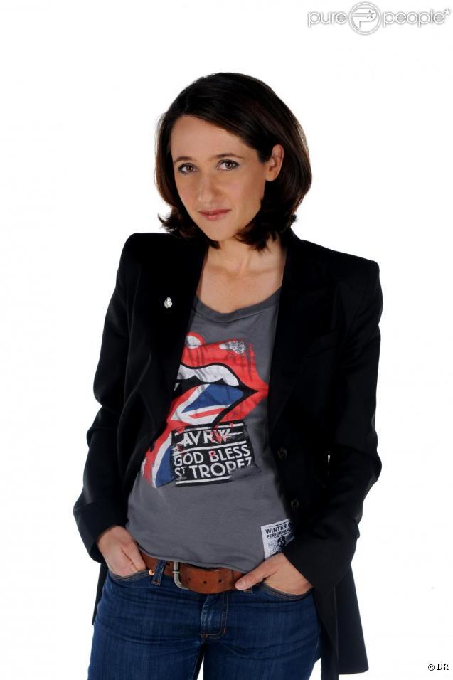 Alexia Laroche-Joubert, la papesse de la télé-réalité en France
