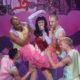 Katy Perry en concert au Zénith de Paris, le 8 mars 2011