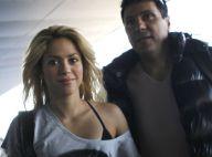 Shakira : Visite éclair pour soutenir son homme Gerard Piqué !