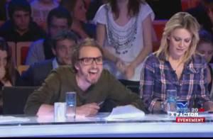 X Factor: Willem pleure, Schultheis est