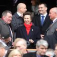 Dimanche 13 mars 2011, le XV de la Rose battait à Twickenham le XV du Chardon écossais. Mike Tindall, capitaine anglais et fiancé de Zara Phillips, recevait à l'issue du match la Calcutta Cup des mains de sa belle-mère, la princesse Anne.