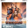 Vanessa Demouy, Marco Prince et Mathieu Valbuena rejoignent l'équipe de France contre le cancer