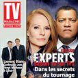 Les Experts dans TV magazin