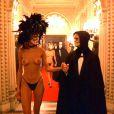 Des images de  Eyes Wide Shut , l'ultime film de Stanley Kubrick, sorti en 1999.