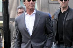 Arnold Schwarzenegger, créateur et acteur d'une une série