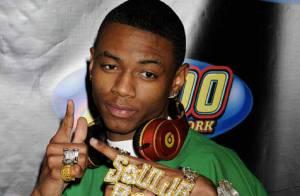 Le rappeur Soulja Boy effondré par la mort de son petit frère...
