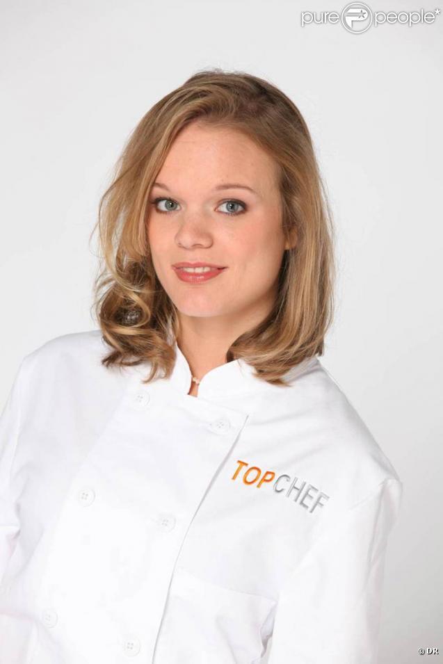 Tiffany Depardieu dans Top Chef 2011