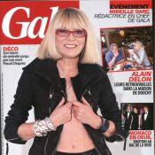 Mireille Darc, superbe à 72 ans, parle de son grand amour : Alain Delon !