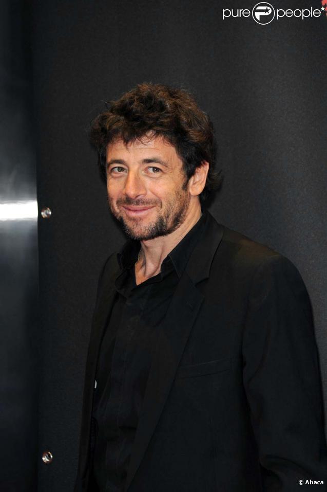 Patrick Bruel, Beaune, le 9 avril 2010