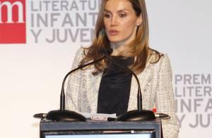 Letizia d'Espagne : Elle adore qu'on lui raconte des histoires !