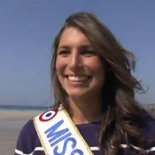 Laury Thilleman, Miss France 2011, n'a pas peur de se salir les mains !