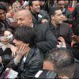 La star du cinéma indien Shah Rukh