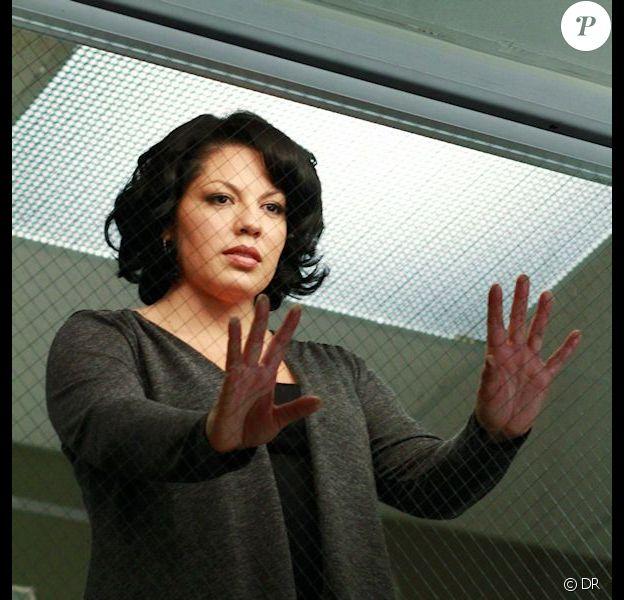 Callie, jouée par Sara Ramirez dans Grey's Anatomy