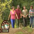 La famille FIASSON a toutes les chances de gagner : ils sont explorateurs de génération en génération.