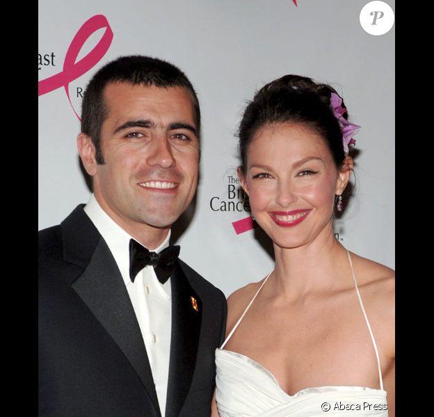 Ashley Judd et son mari Dario Franchitti