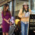 Penélope Cruz est la première actrice espagnole à avoir son étoile sur le Walk of Fame. Elle a été honorée sous les yeux de Rob Marshall et Johnny Depp, le 1er avril 2011, à Los Angeles.