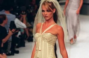 Mariage de Kate Moss : Trois possibilités pour LA robe de mariée de l'année !
