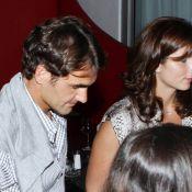 Roger Federer fête l'anniversaire de sa Mirka : la suite s'écrit en lingerie...