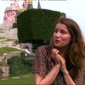 Laetitia Casta et Raymond Domenech réunis en famille chez Mickey !