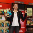 Eva Longoria lors de la promotion de son livre Eva's Kitchen, à New York le 4 avril 2011