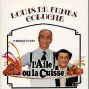 """Coluche et Louis de Funès : Les secrets de tournage de """"L'aile ou la cuisse""""..."""