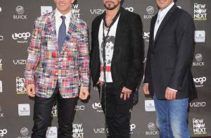 NewNowNext Awards: James Van Der Beek et les lauréats de cette soirée très gay !