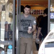 Brian Austin Green : Sans Megan Fox, mais avec son adorable fils, Kassius !