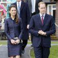 Kate Middleton a  progressivement affiné, au propre comme au figuré, sa silhouette au  cours des années. Le 11 avril 2011, elle a marqué les esprits, très élancée, lors de sa dernière sortie avant le mariage, dans le Lancashire.