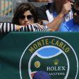 Le 12 avril 2011, Roger Federer s'imposait facilement et rapidement face à Kohlschreiber dans son premier match du Masters 1000 de Monte-Carlo. Sous le regard de sa femme Mirka, toujours présente à ses côtés.