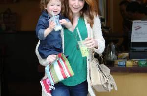 Alyson Hannigan : son come-back dans American Pie donne le sourire à sa fille !