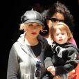 Christina Aguilera et Jordan Bratman sont les parents du petit Max Liron, trois ans.