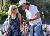 David Hasselhoff, fou amoureux, sèche le travail pour les beaux yeux d'Hayley !