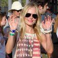 Kate Bosworth au festival de Coachella, en Californie, le samedi 16 avril 2011.