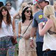 Katy Perry au festival de Coachella, en Californie, le samedi 16 avril 2011.
