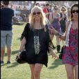 Tara Reid au festival de Coachella, en Californie, le samedi 16 avril.