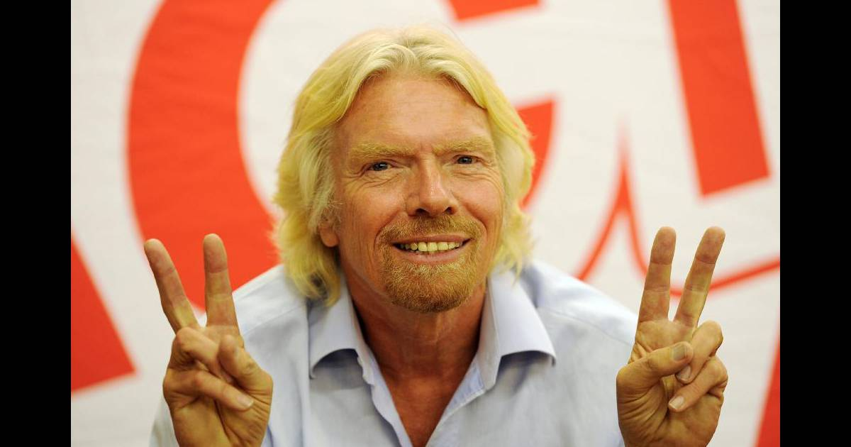 richard branson big five -richard branson, on creating your own opportunities 30 days of genius unlocks the big thinking and breakthroughs that allowed these geniuses to break the mold, with the goal of igniting the genius inside you.