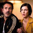 """""""Une image du film Chez Gino avec José Garcia et Anna Mouglalis """""""