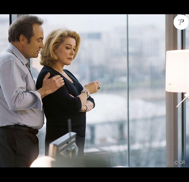 Une image du film Les Yeux de sa mère avec Catherine Deneuve