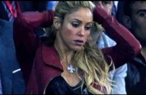 Shakira enlace son Barcelonais déçu pendant que le Real explose sa Coupe du roi!