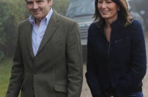 Kate Middleton : A neuf jours du mariage, ses parents enfin reçus par la reine !