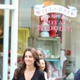 Kate Middleton en sortie shopping dans Chelsea le 20 avril 2011.