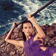 Alessandra Ambrosio plus sensuelle que jamais pour Koton