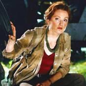Le film de votre soirée : La belle Julianne Moore entourée de dinosaures !